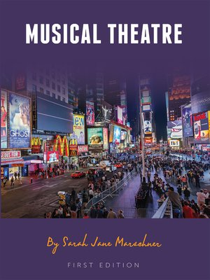 cover image of Musical Theatre