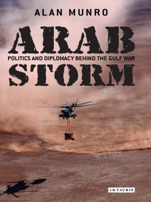 cover image of Arab Storm