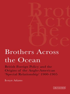 cover image of Brothers Across the Ocean