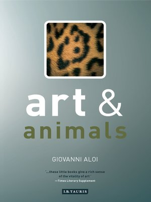 cover image of Art and Animals