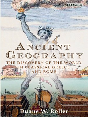 cover image of Ancient Geography