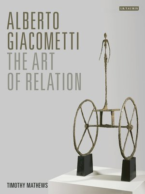 cover image of Alberto Giacometti