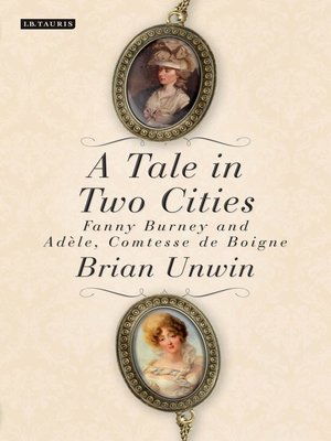 cover image of A Tale in Two Cities