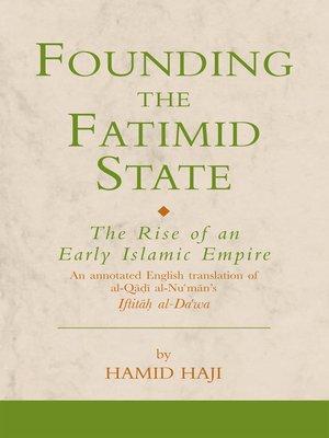 founding the fatimid state haji hamid