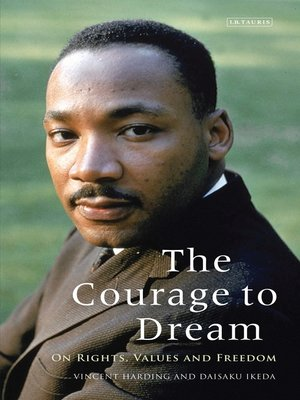 cover image of The Courage to Dream