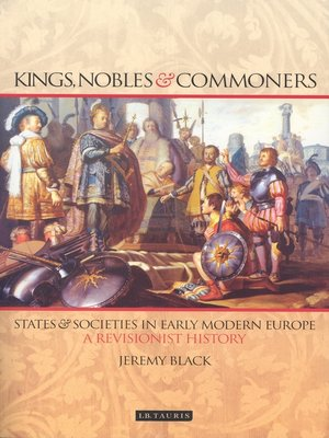 cover image of Kings, Nobles and Commoners