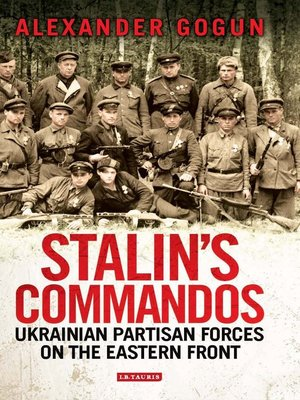 cover image of Stalin's Commandos