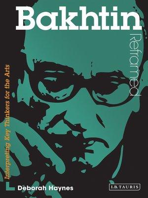 cover image of Bakhtin Reframed