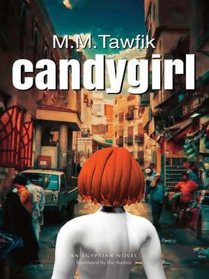 cover image of candygirl