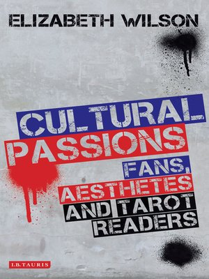 cover image of Cultural Passions