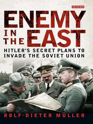 cover image of Enemy in the East