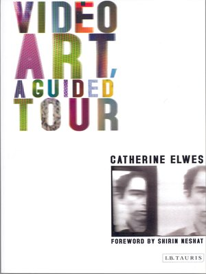 cover image of Video Art, a Guided Tour