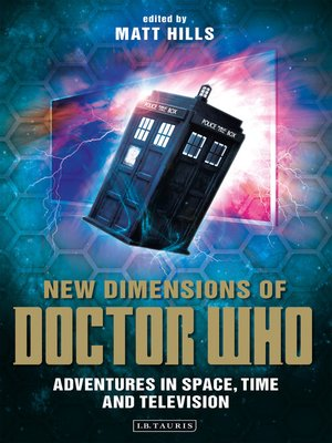 cover image of New Dimensions of Doctor Who