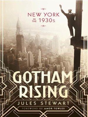 cover image of Gotham Rising