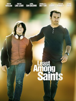 cover image of Least Among Saints
