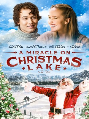 cover image of A Miracle on Christmas Lake