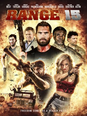cover image of Range 15