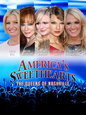 cover image of America's Sweethearts