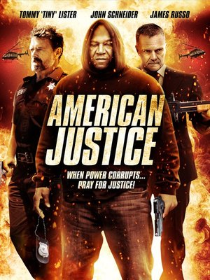 cover image of American Justice