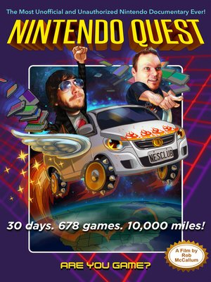 cover image of Nintendo Quest