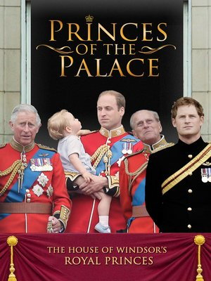 cover image of Princes of the Palace