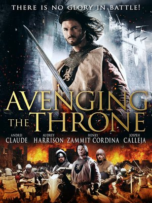 cover image of Avenging the Throne