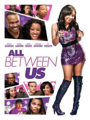 cover image of All Between Us