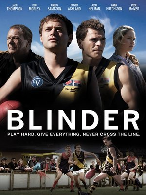 cover image of Blinder