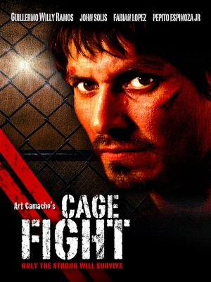 cover image of Cage Fight