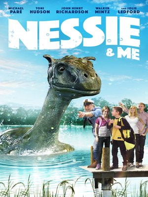cover image of Nessie & Me