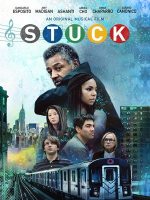 cover image of Stuck