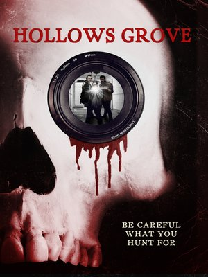 cover image of Hollows Grove
