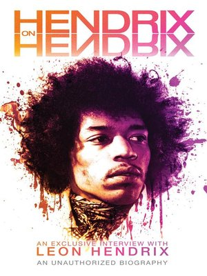 cover image of Hendrix on Hendrix