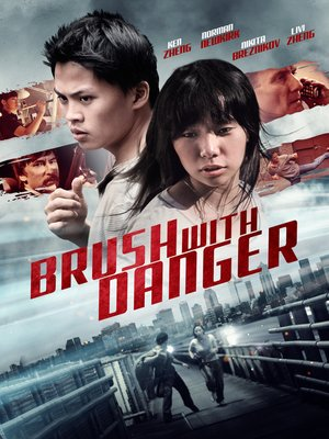 cover image of Brush With Danger