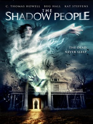 cover image of The Shadow People