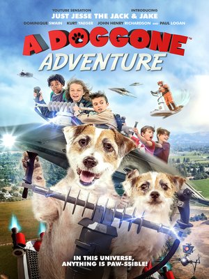 cover image of A Doggone Adventure