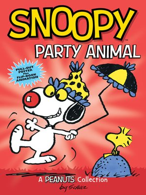cover image of Snoopy: Party Animal