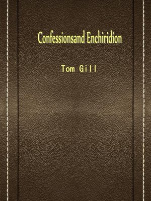 cover image of Confessionsand Enchiridion