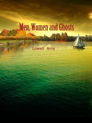 cover image of Men, Women And Ghosts