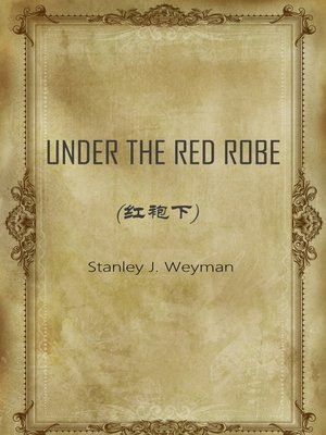 cover image of Under The Red Robe(红袍下)