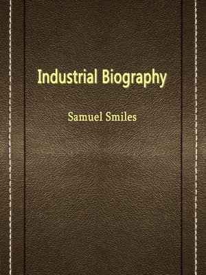 cover image of Industrial Biography