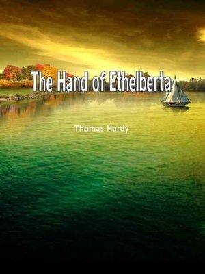 The Hand Of Ethelberta By Thomas Hardy Overdrive Rakuten