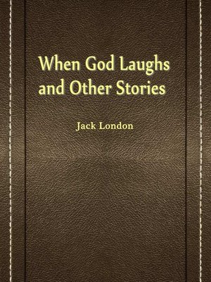 cover image of When God Laughs And Other Stories