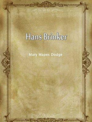 cover image of Hans Brinker