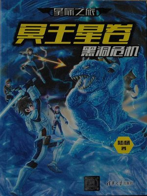 cover image of 黑洞危机