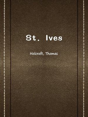 cover image of St. Ives