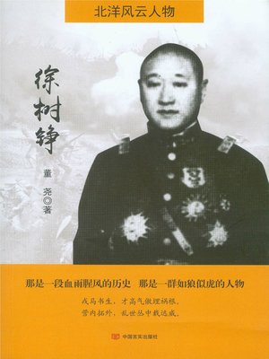 cover image of 徐树铮(北洋风云人物)