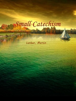 cover image of Small Catechism
