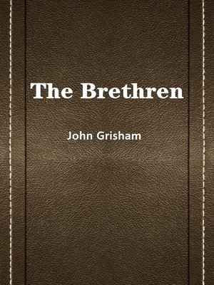 cover image of The Brethren