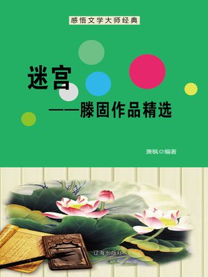 cover image of 迷宫——滕固作品精选 (Maze--Selected Works of Teng Gu)